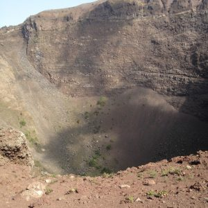 Vesuvius mouth