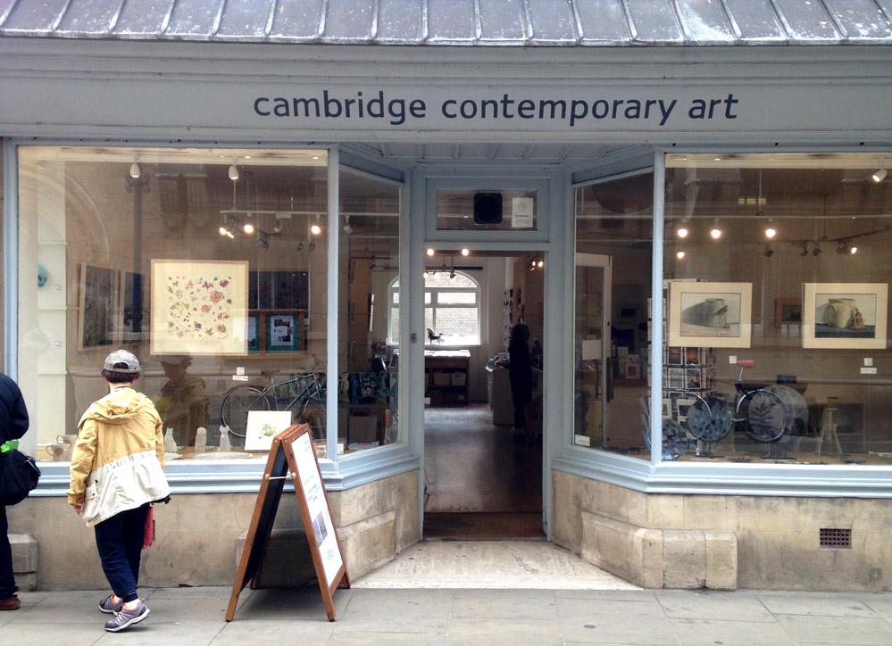 Arscott ceramics in Cambridge - Peter Arscott